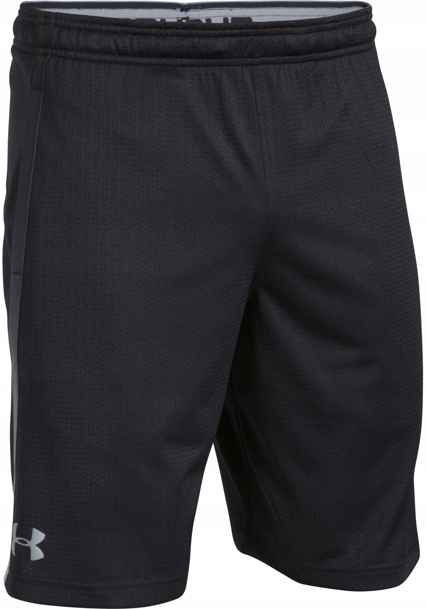 Szorty Under Armour Tech Mesh Short Black Gray # S