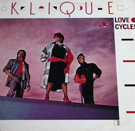 Klique - Love Cycles (Lp U.S.A.1Press) Super Funk