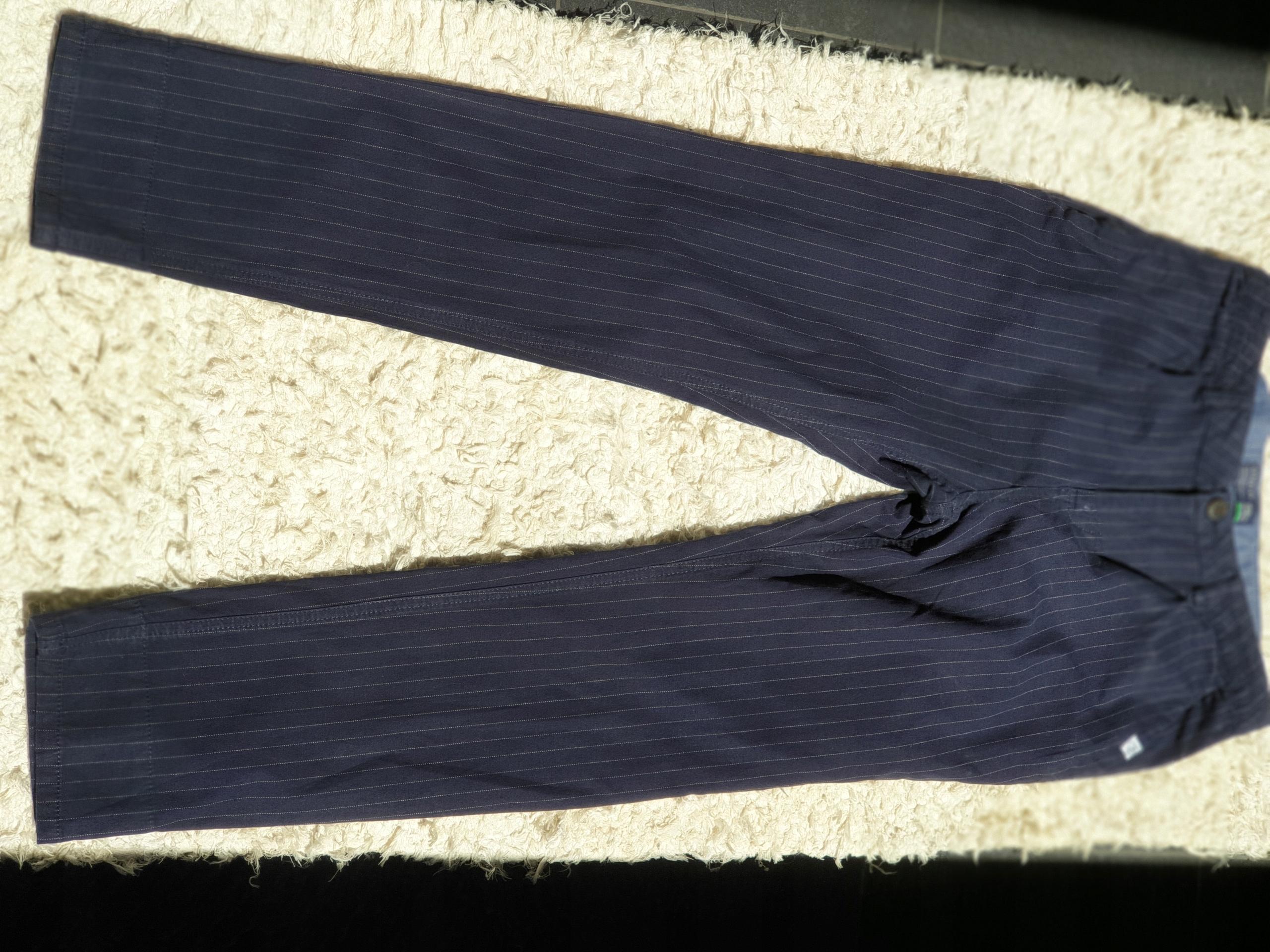 Spodnie RESERVED bawełniane, rozmiar 164