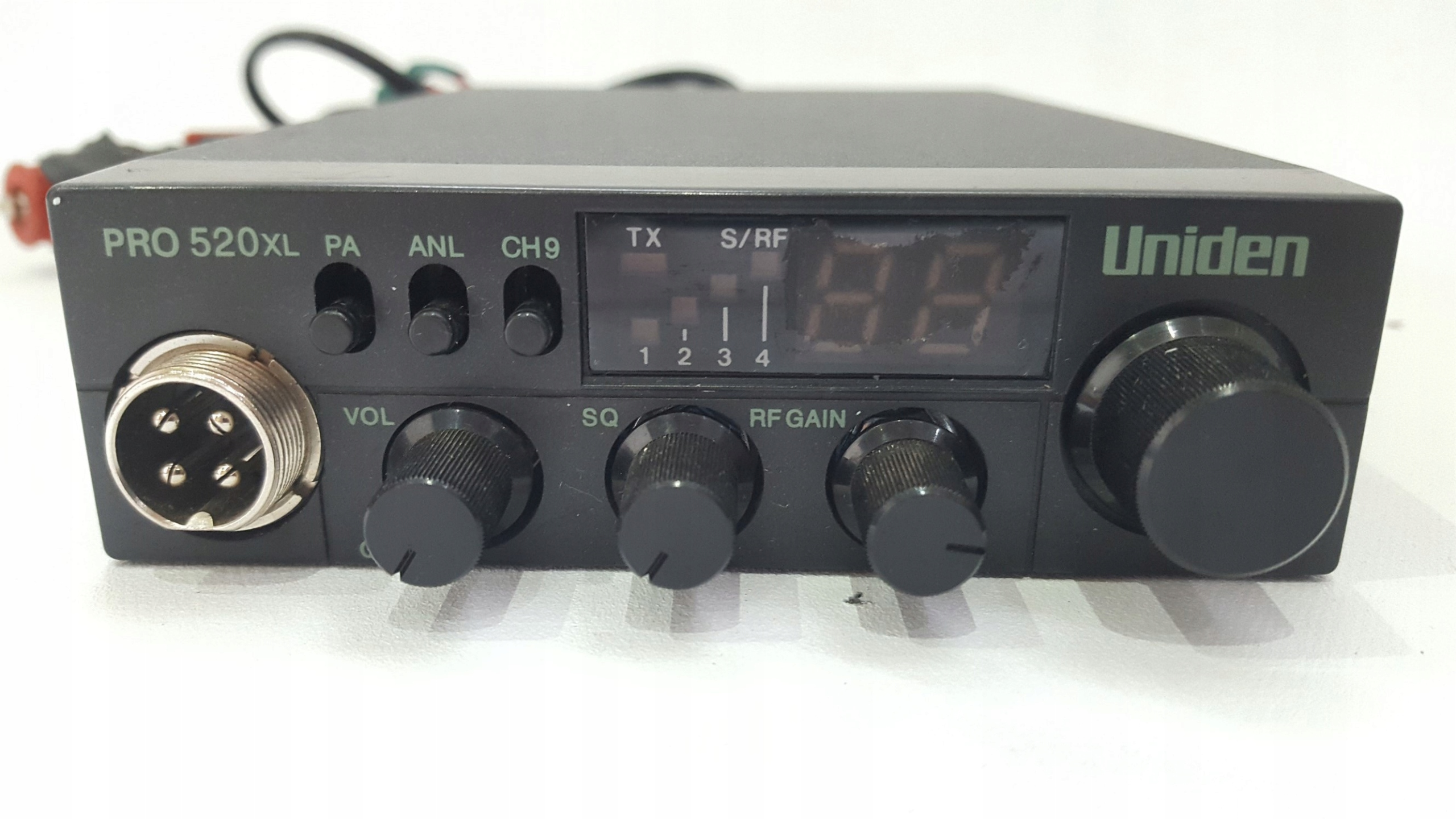 CB Radio UNIDEN PRO 520 XL [@DAR]