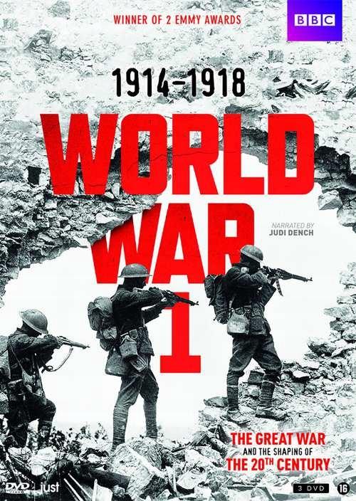 DVD Documentary - World War I: 1914-1918.. .. Grea