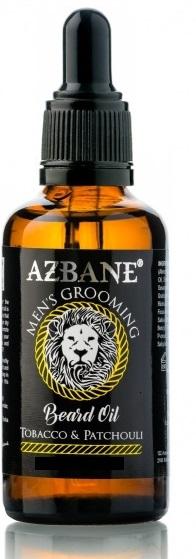 AZBANE Bart Olejek Tobacco & Patchouli 30ml