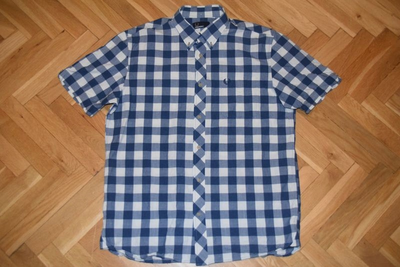 FRED PERRY męska koszula ~ L