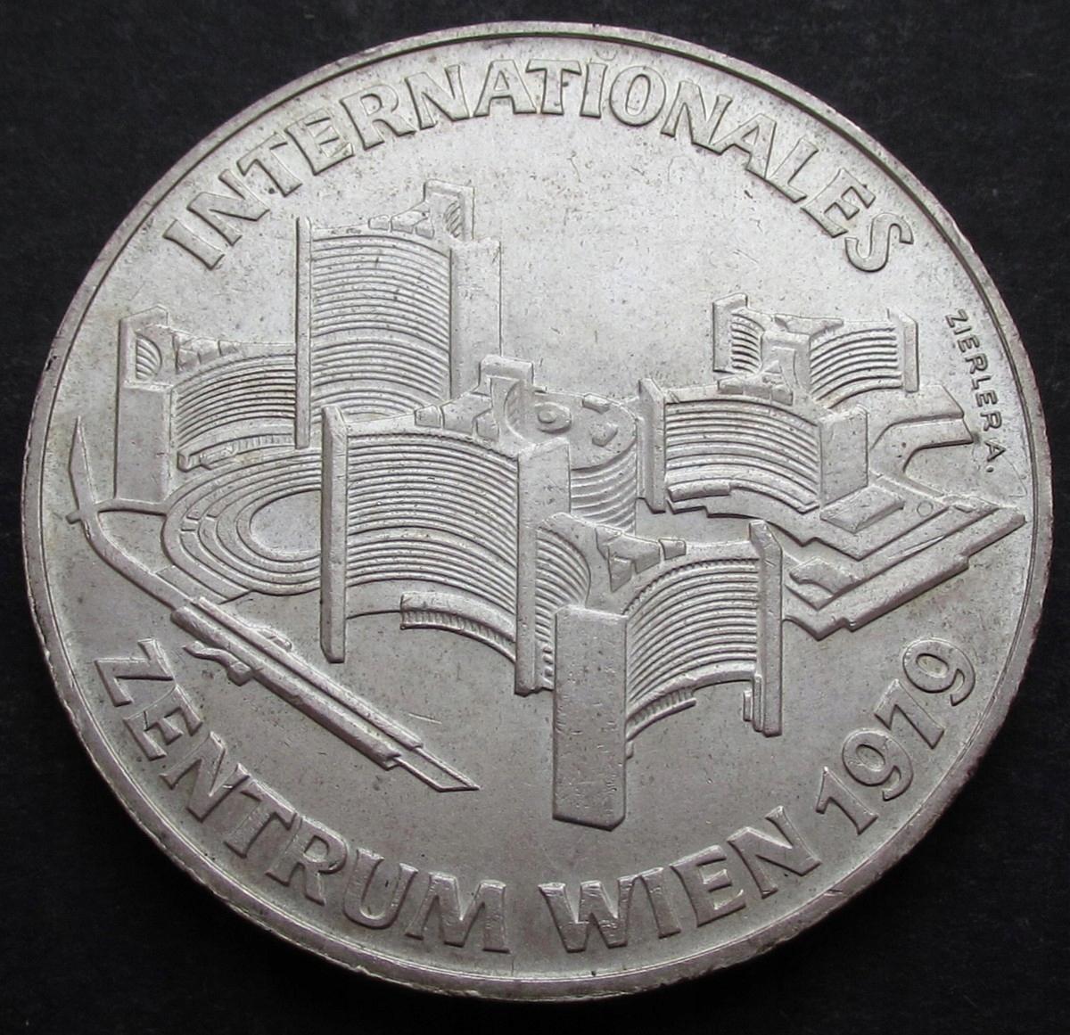 ANK AUSTRIA 100 SCHILLING 1979 WIEN st. I-/II++
