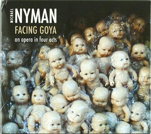 CD Nyman, Michael - Facing Goya /Michael Nyman/4 A