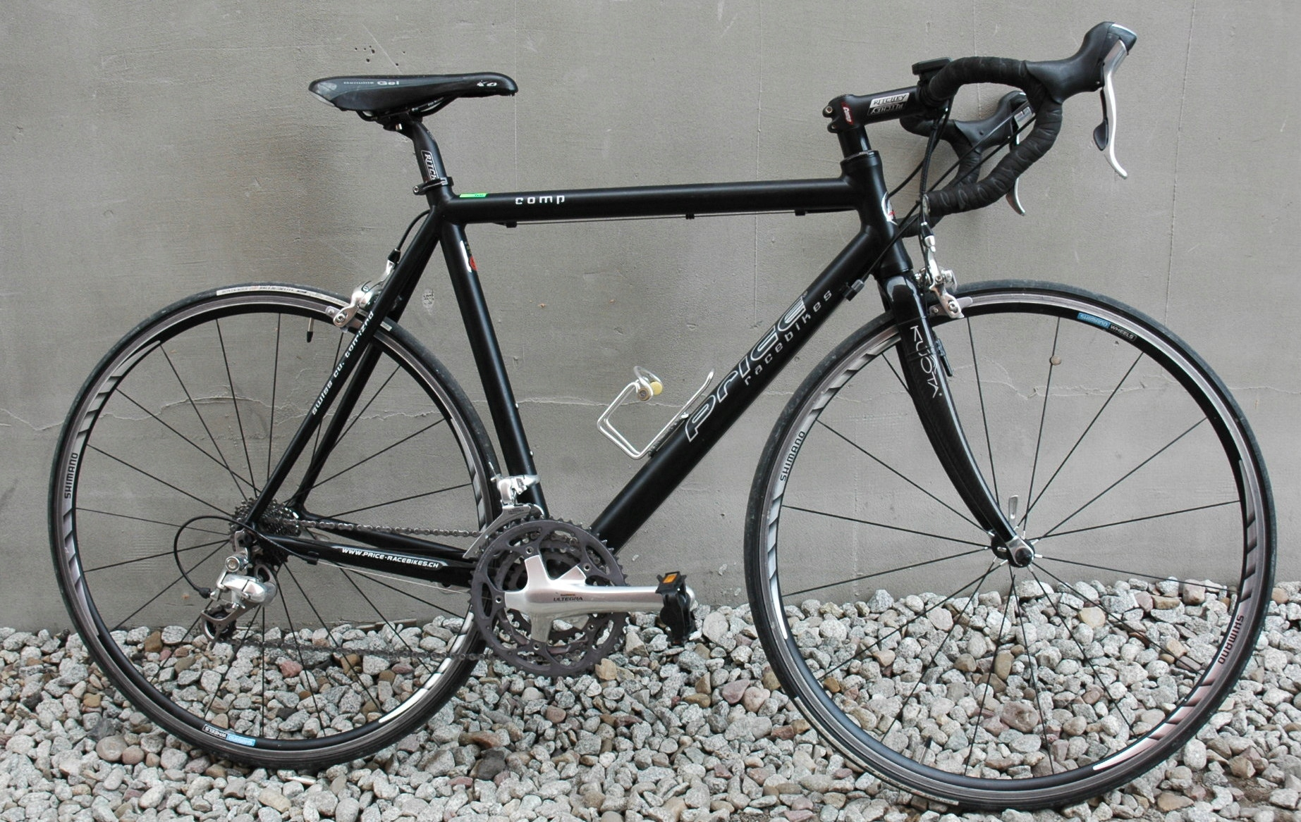 PRICE SWISS MADE na ULTEGRA -8,6 kg - STAN IDEALNY