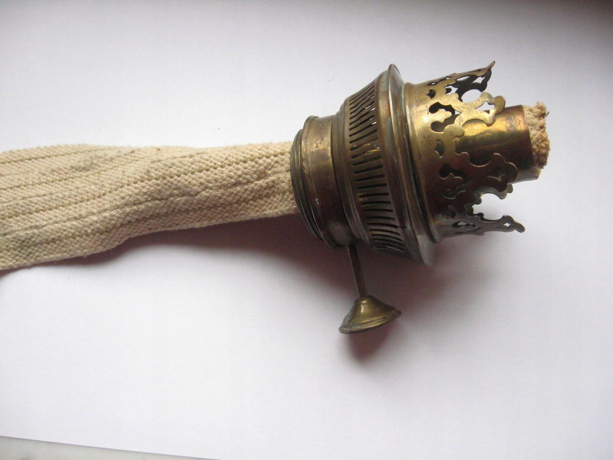 BRENNER DO LAMPY NAFTOWEJ XIX w.