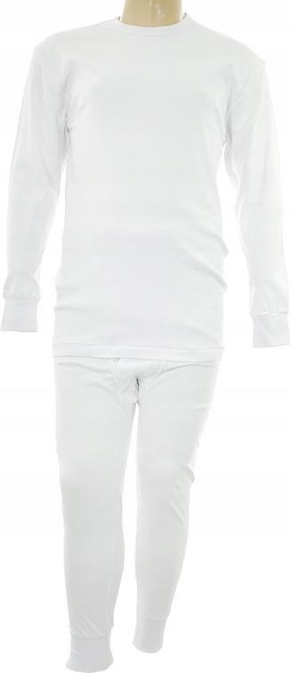 lMM4757 bawełniana klasyczna piżama_L/XL