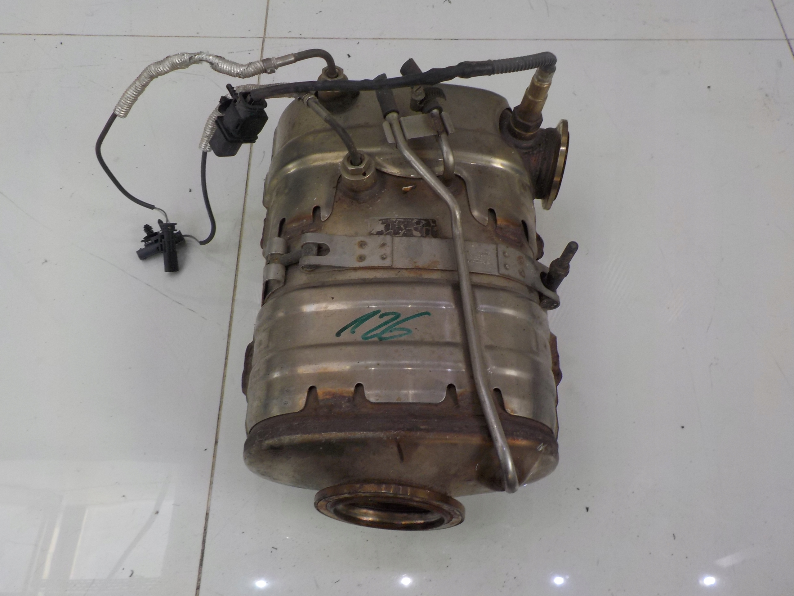 Volvo S40 filtr cząsteczek katalizator 31293464*
