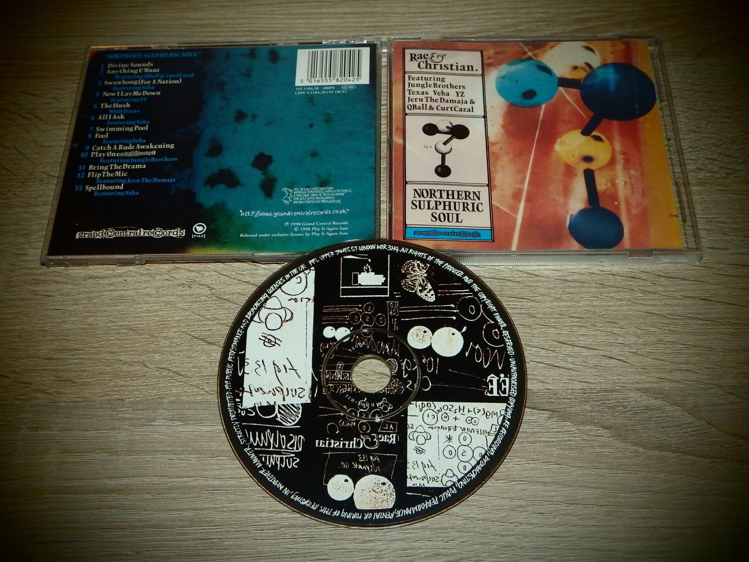 RAE & CHRISTIAN - NORTHERN SOUL ('98)