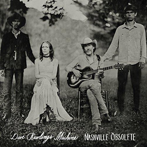 CD Rawlings, Dave -Machine- - Nashville Obsolete =