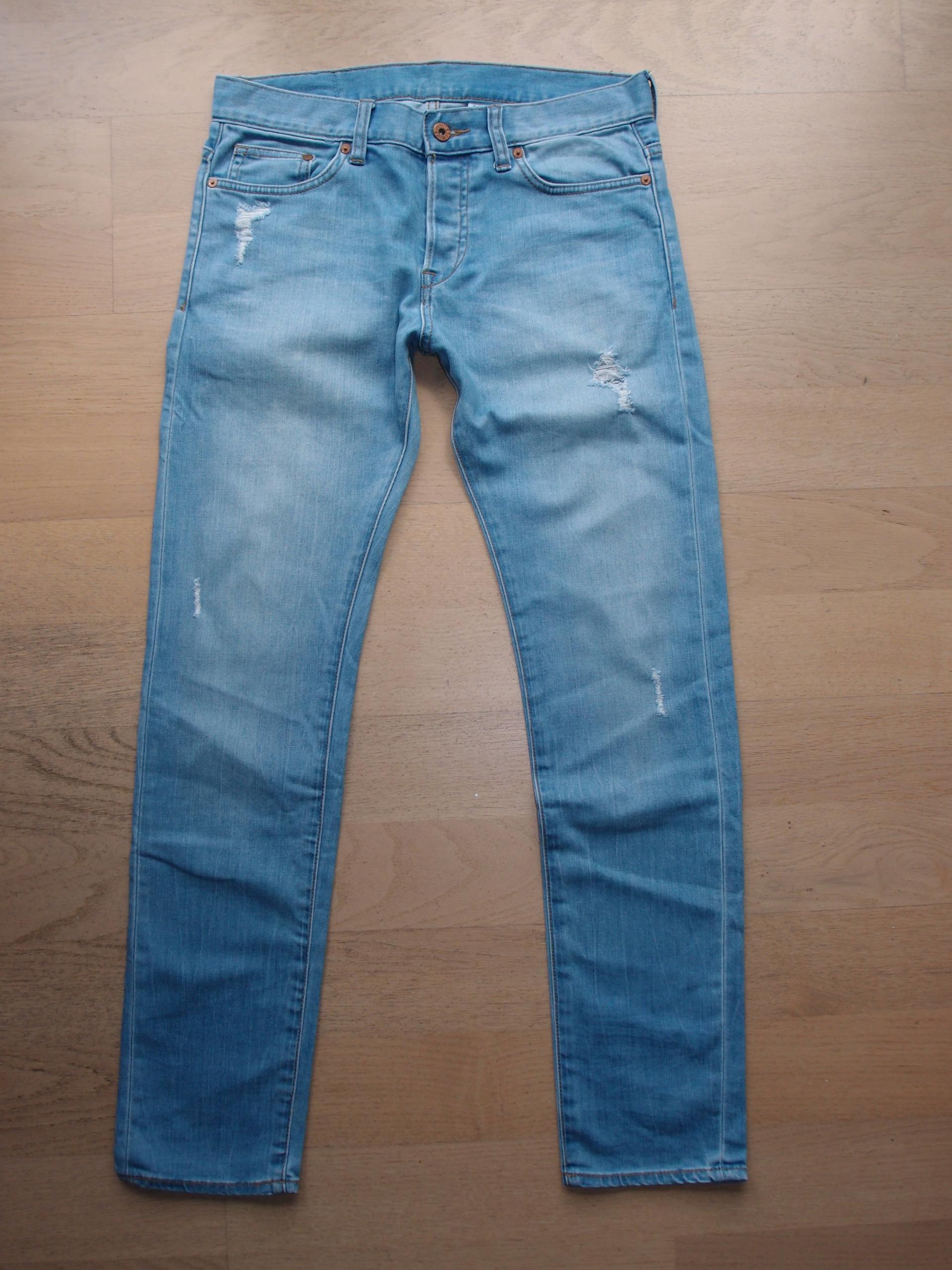Spodnie jeans H&M DENIM ( rozm. W30L32 ) MAN