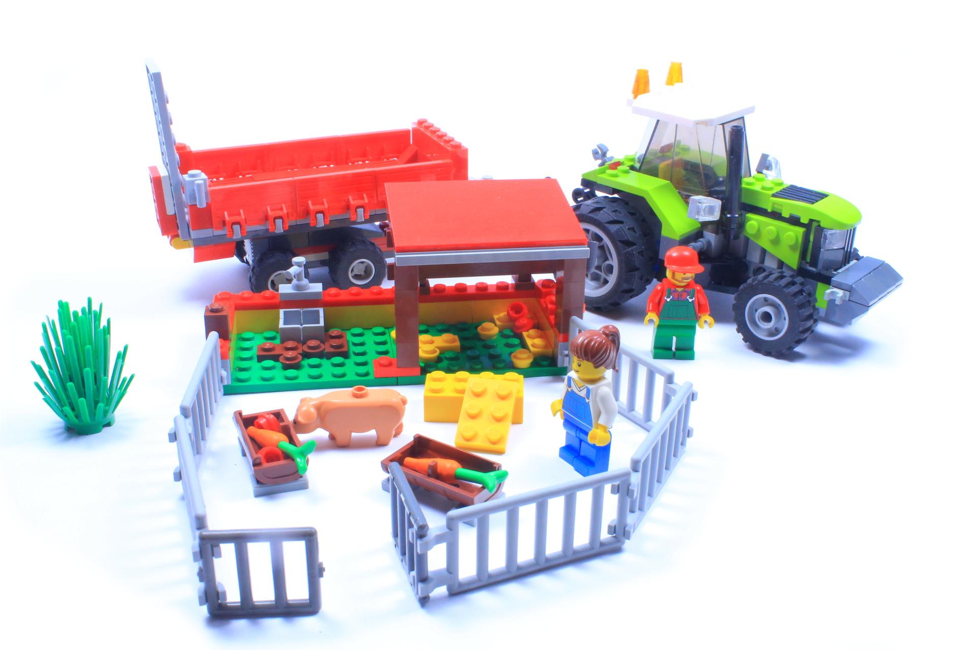 Lego 7684 Farma Unikat 7137790201 Oficjalne Archiwum Allegro