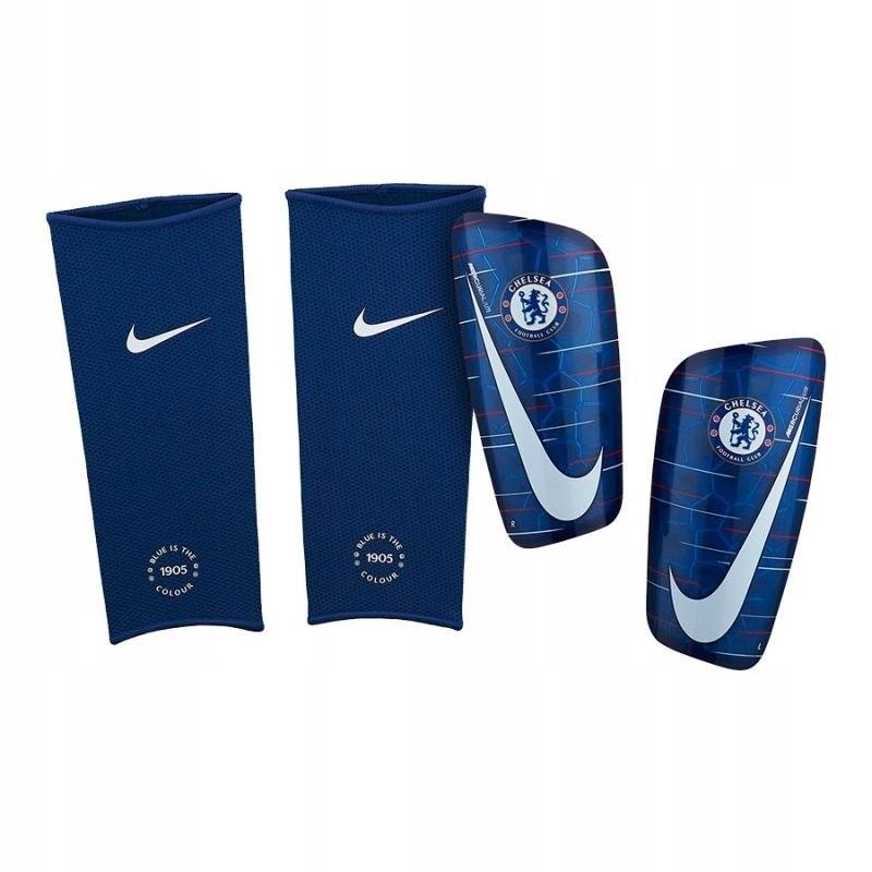 Ochraniacze piłkarskie Nike Chelsea NK Merc LT Grd