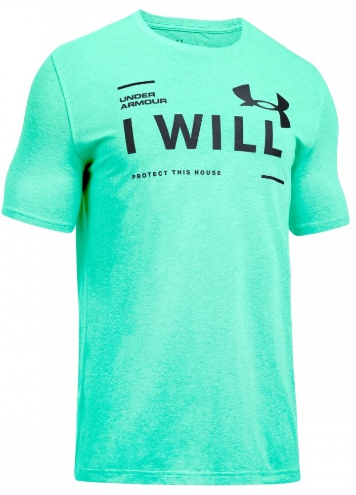 Koszulka męska Under Armour I Will SS