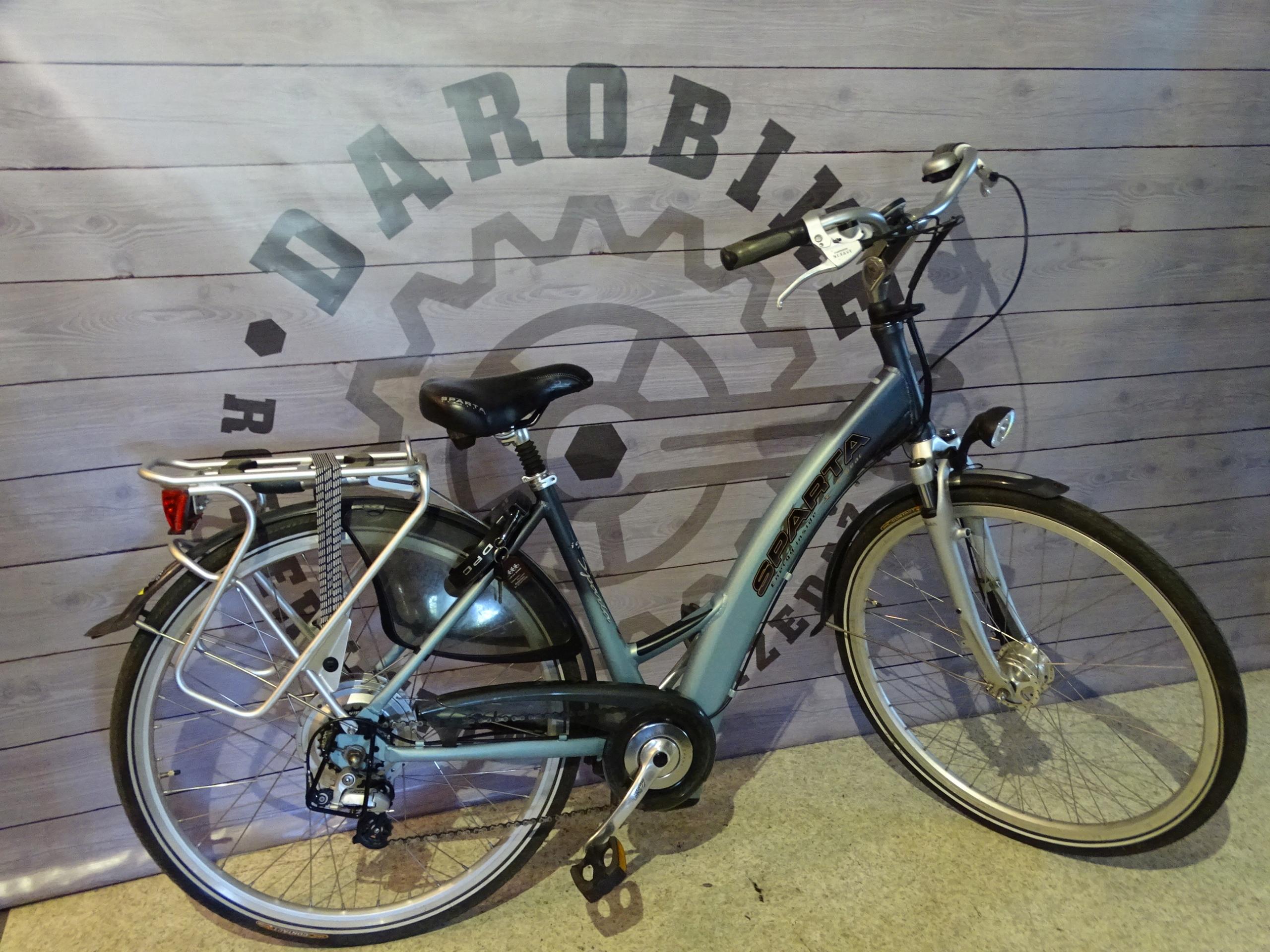 Rower elektryczny Sparta 3394 km!!!!!