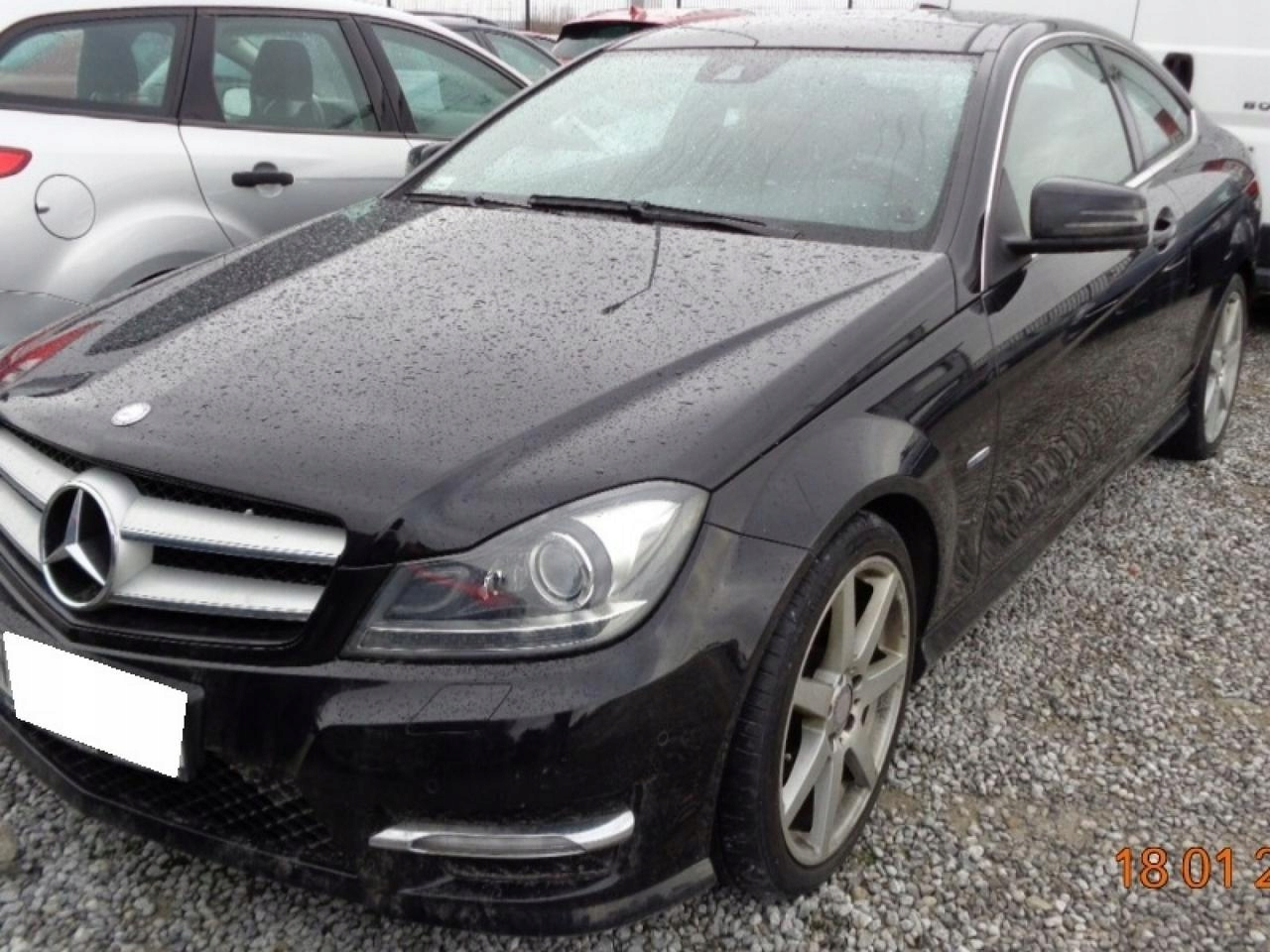 MERCEDES C 250 BlueEfficiency, Benzyna, Automat, F