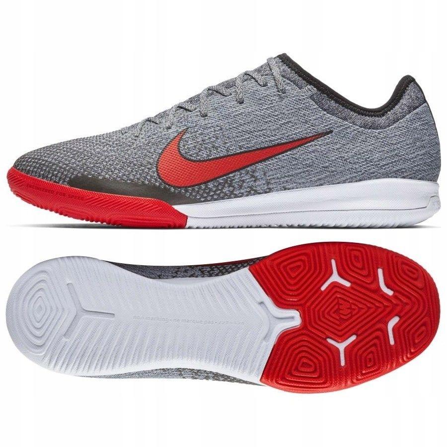 Buty Nike Mercurial Vapor 12 Neymar PRO IC BIAŁ 40