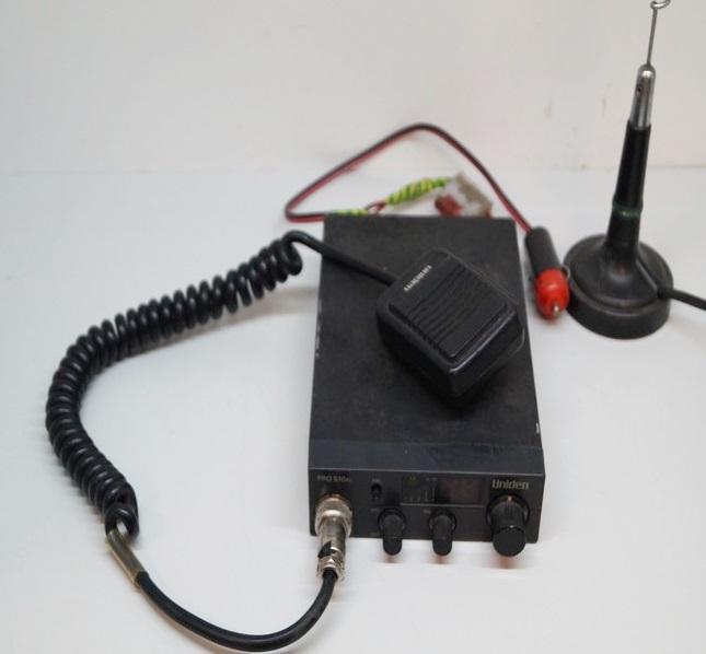 CB RADIO UNIDEN PRO 540 XL