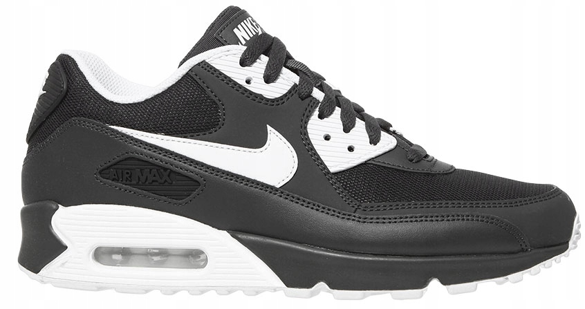 Buty NIKE Air Max 90 Essential AJ1285 006 BlackWhite