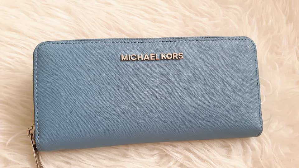 39b3502102ac9 MICHAEL KORS Continental oryginalny portfel MK - 7133144812 ...