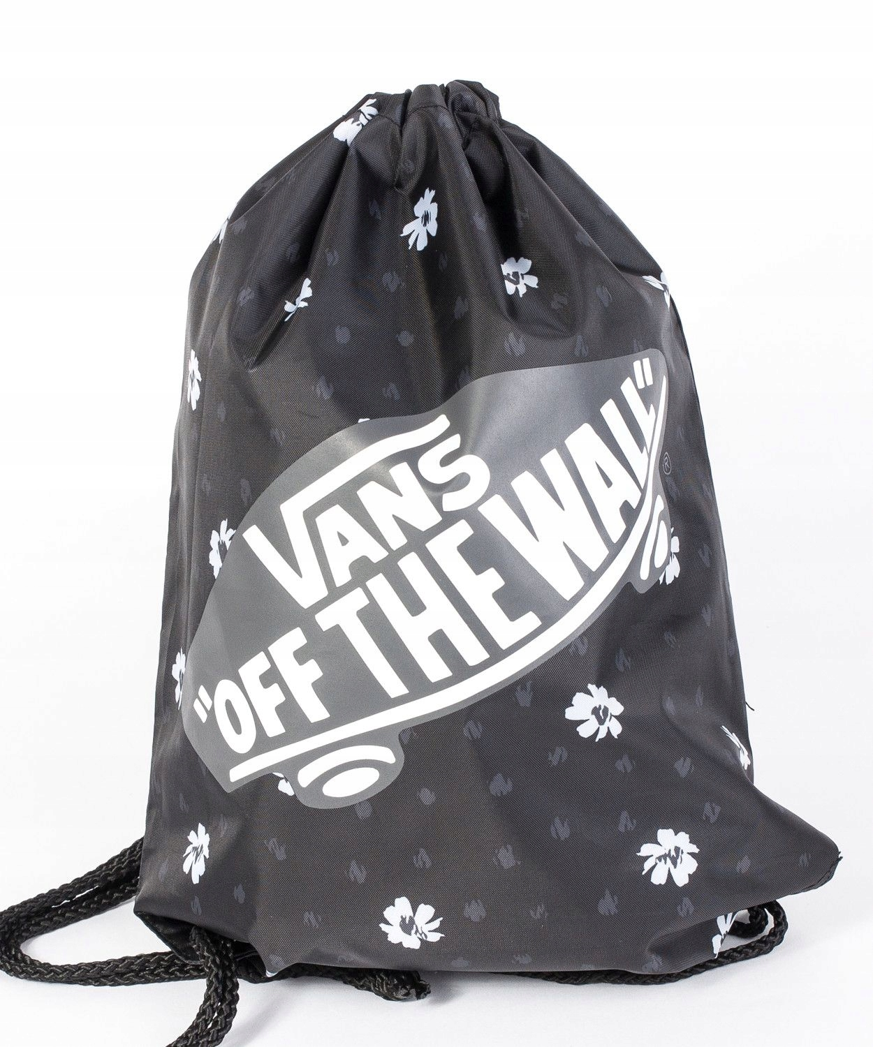 07a3be1d5c10a Worek Vans BENCHED BAG Black Abstract VN000SUFYDN1 - 7515154694 ...