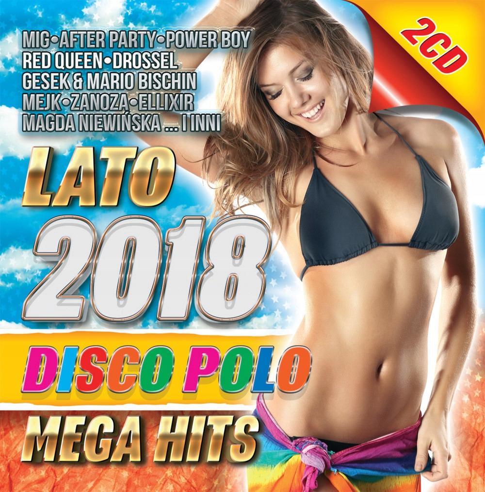 Lato 2018 Hity Disco Polo [2CD]