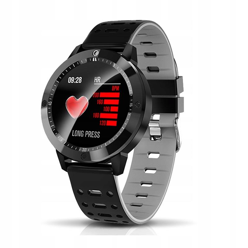 Smartwatch Opaska Sportowa Czujnik Tętna