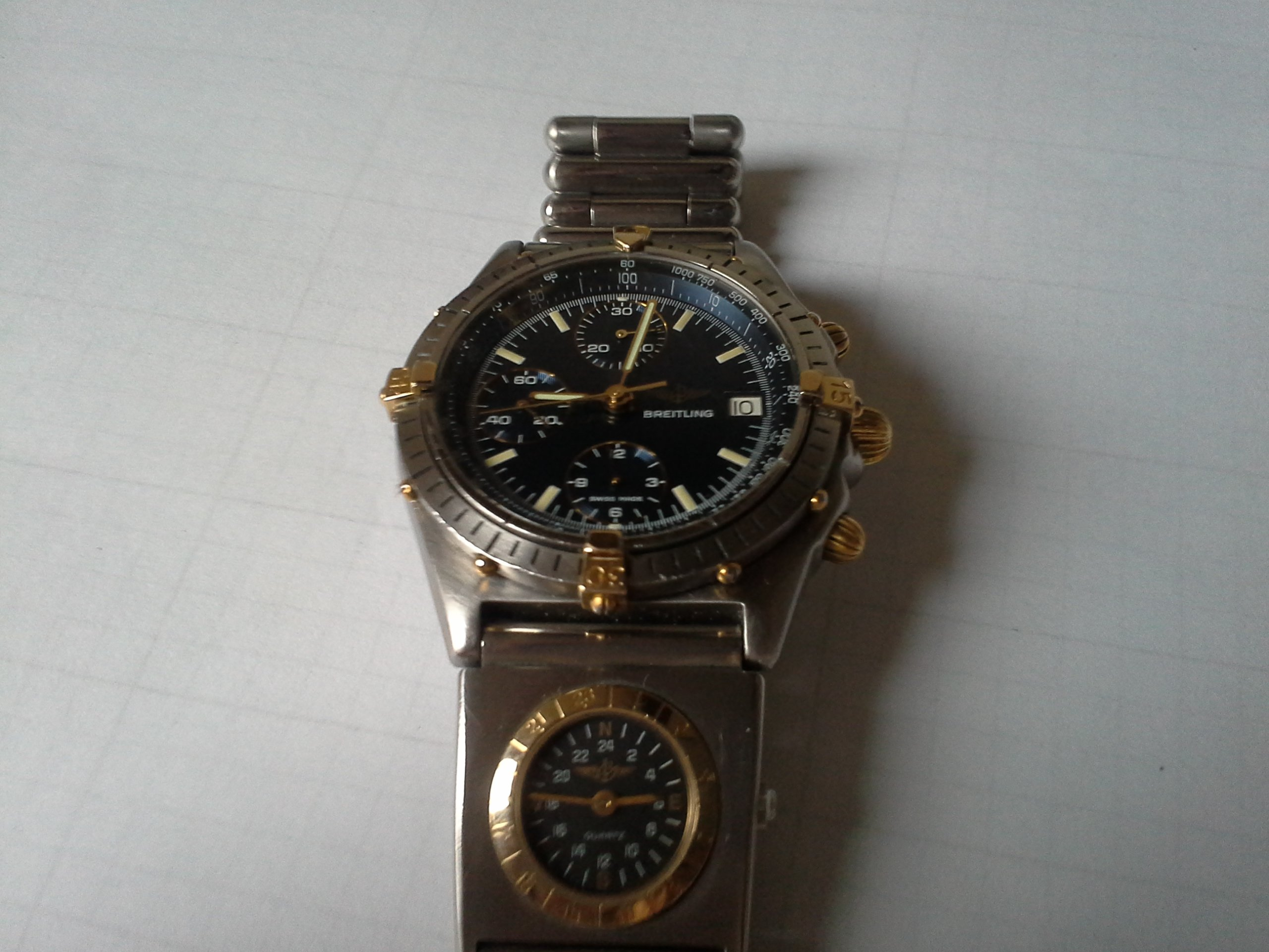 Breitling Chronomat 81.950 Utc