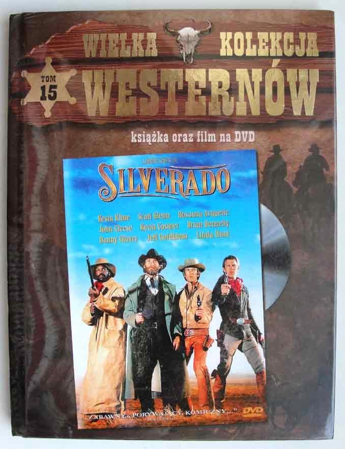 Silverado -tom 15 -Wielka Kolekcja Westrnów- FOLIA
