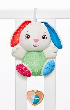 First Love: Grający królik Fluffy Chicco