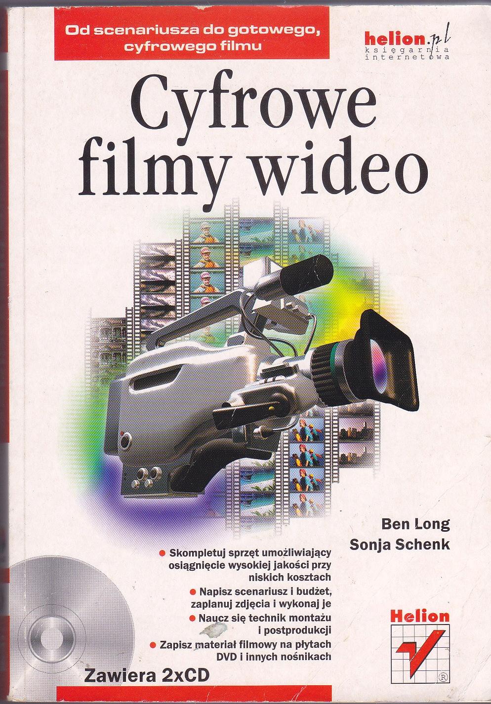 Cyfrowe filmy wideo.
