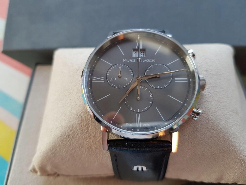 Zegarek Maurice Lacroix Eliros Okazja