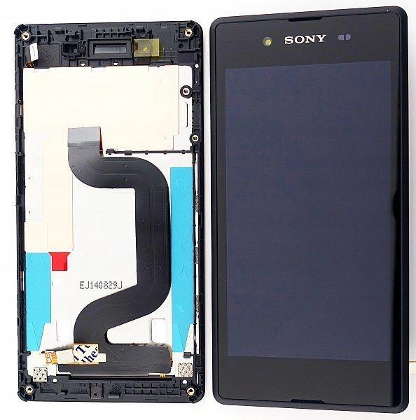 Sony Xperia E3 DOTYK SZYBKA LCD WYSWIETLACZ RAMKA