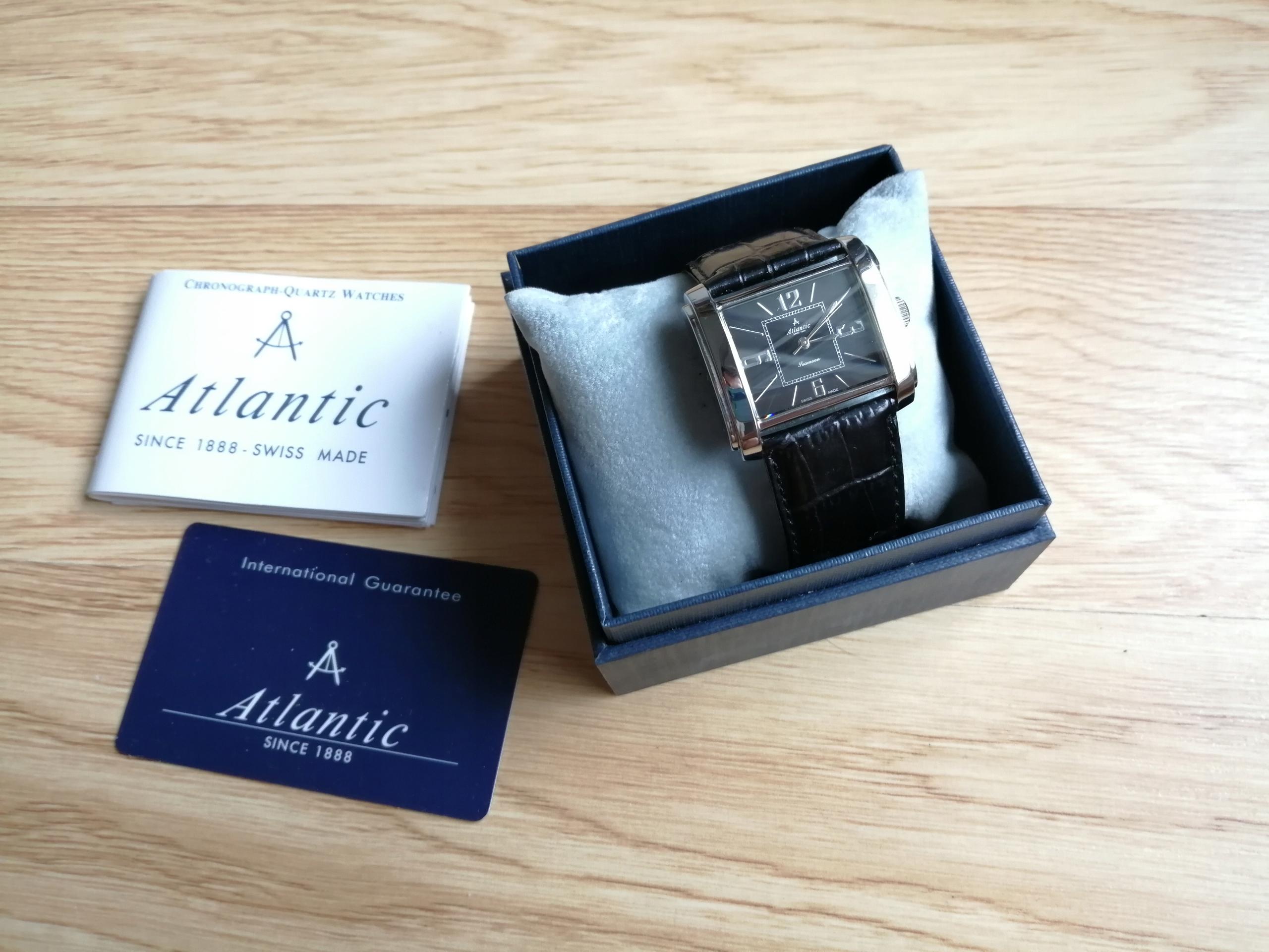 zegarek ATLANTIC Seamoon damski (JAK NOWY)