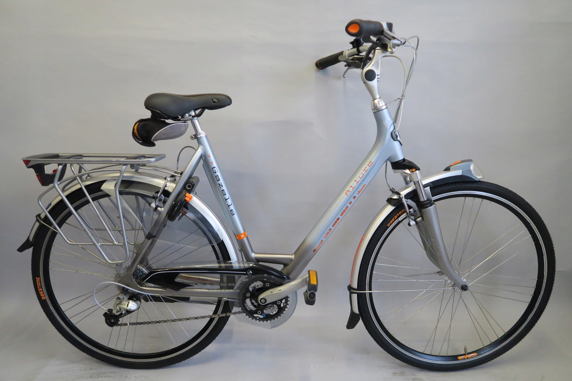 Markowy rower holenderski Gazelle Allure bdb stan