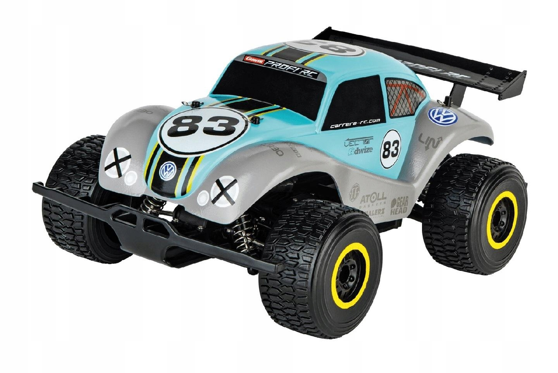 CARRERA Pojazd RC VW Beetle - PX LifePo4 1:18