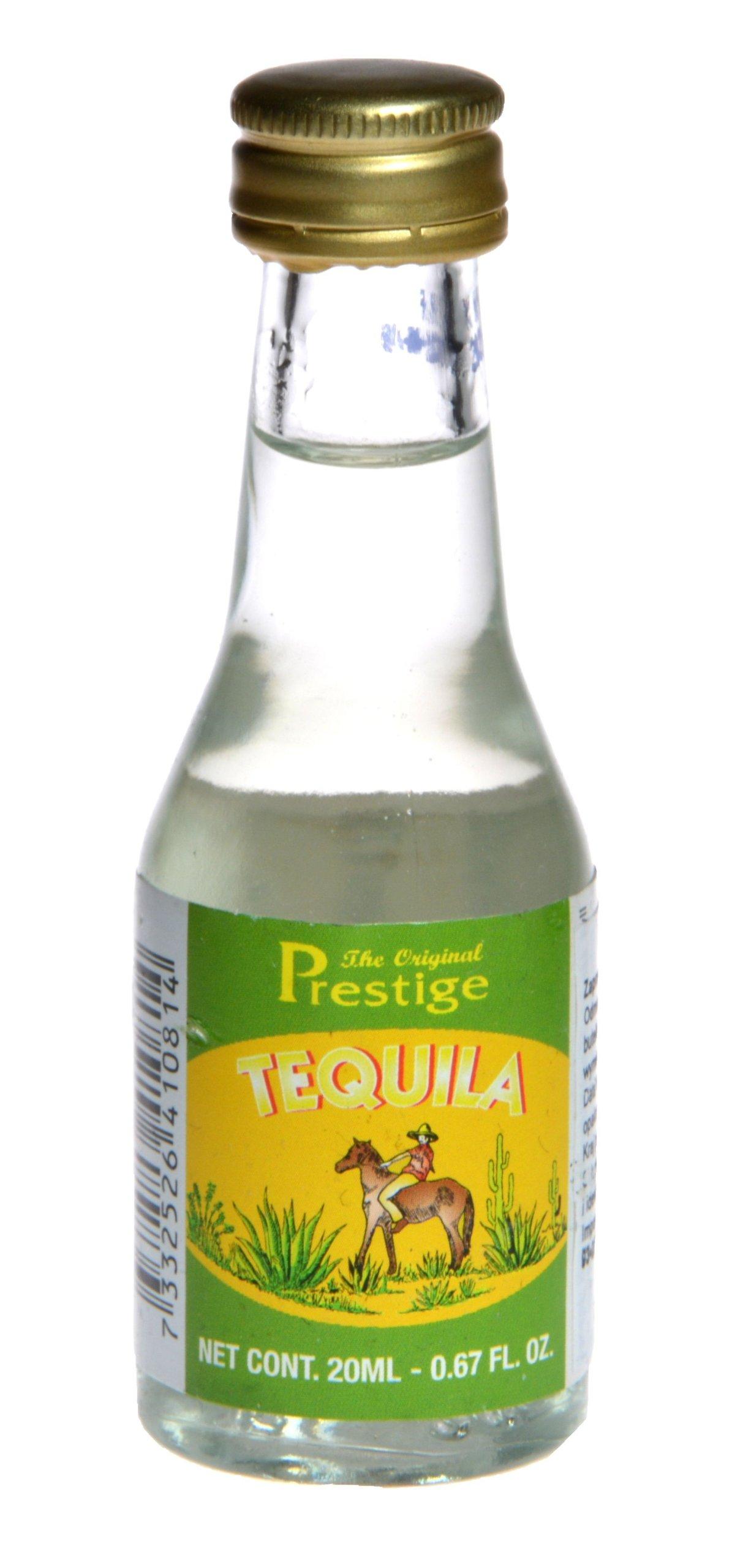 Zaprawka do alkoholu PRESTIGE TEQUILA SREBRNA 20ml