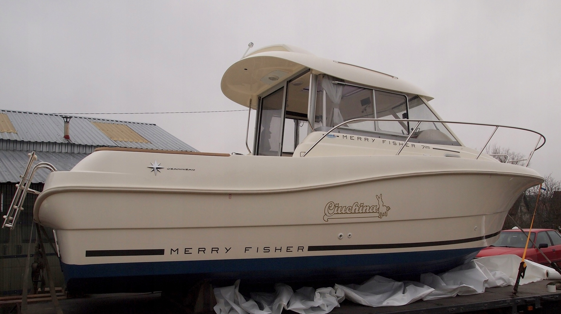 ŁÓDŹ Merry Fisher 725 OKAZJA!