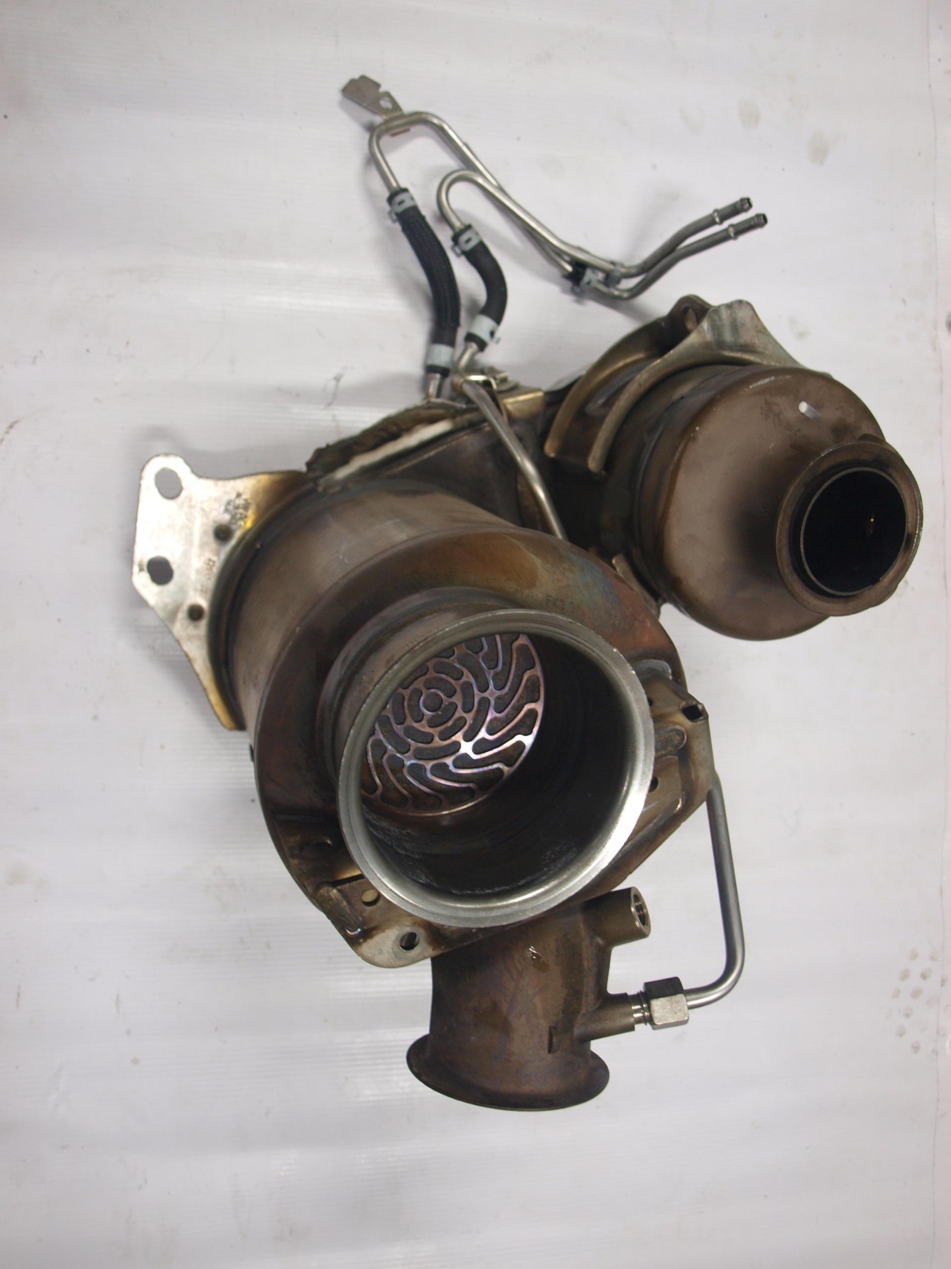 VW T-ROC KATALIZATOR DPF 04L131733D