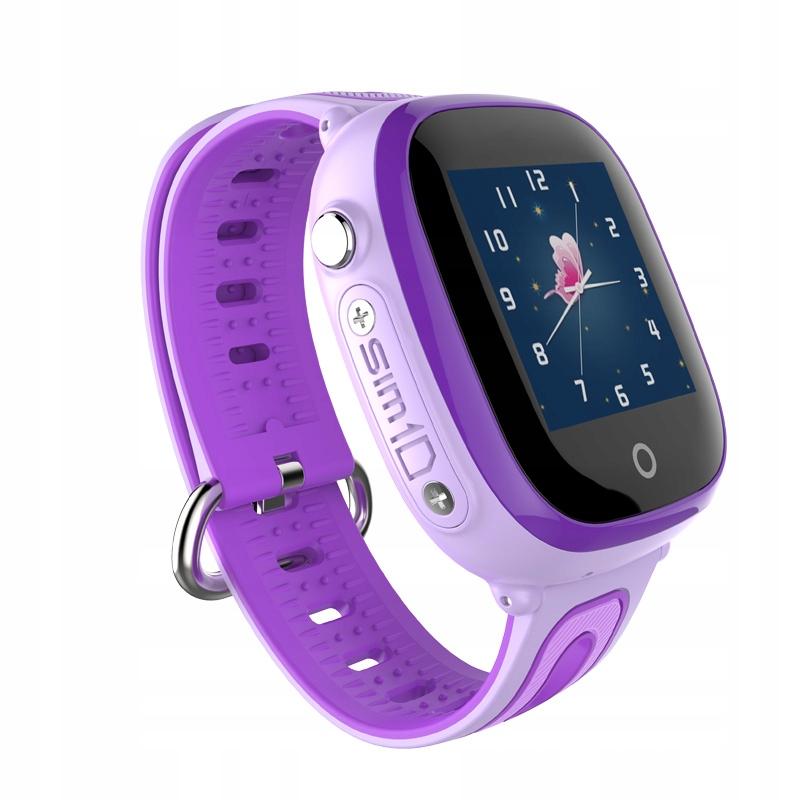 Zegarek dzieciÄ™cy LOKALIZATOR GPS dziewczynka