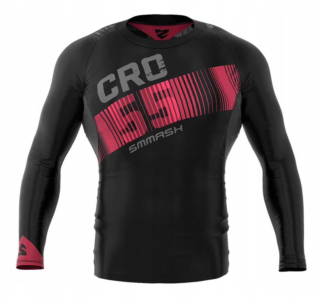 SMMASH koszulka rashguard Compression CROSSWEAR #L