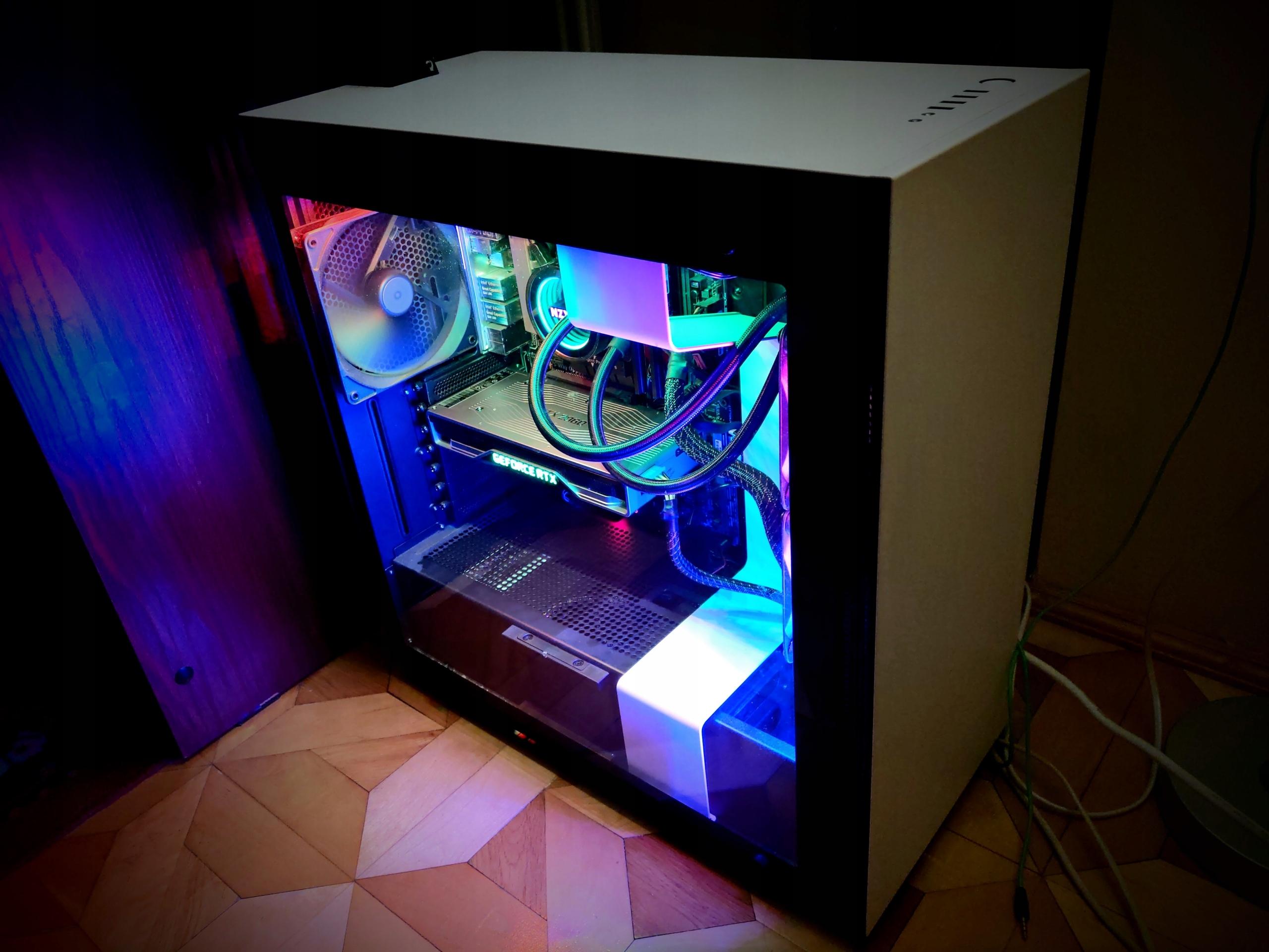 Komputer RTX 2060 i7 4770k Asus Z97 Deluxe 8GB - 7841323665