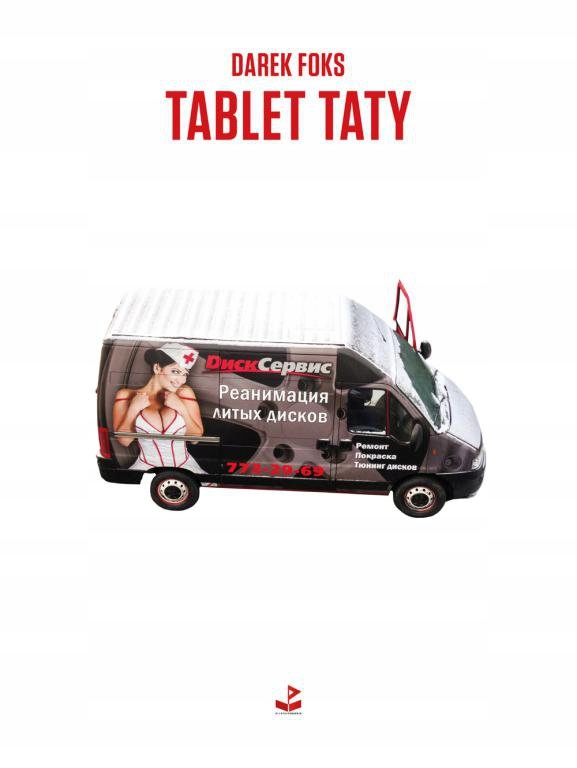 Tablet taty Darek Foks