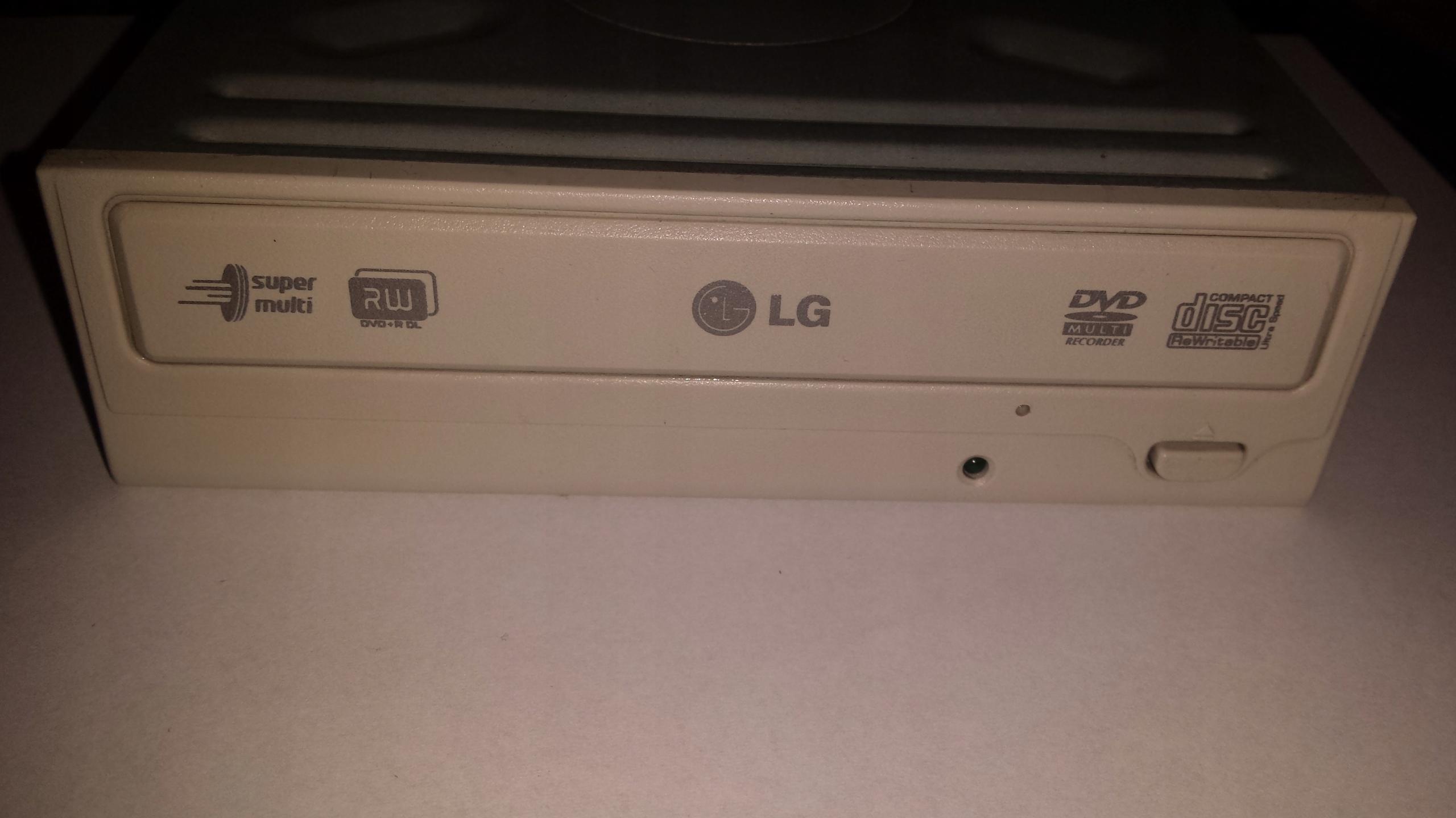 Nagrywarka napęd LG GSA-4167B