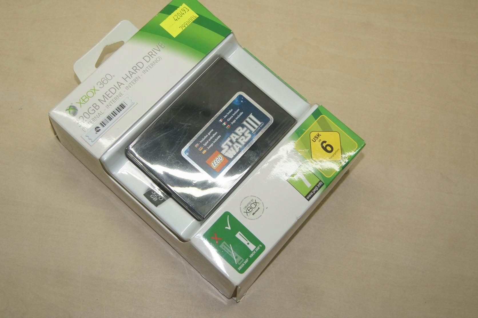 oryginalny dysk twardy 320 GB do xbox 360 SLIM !
