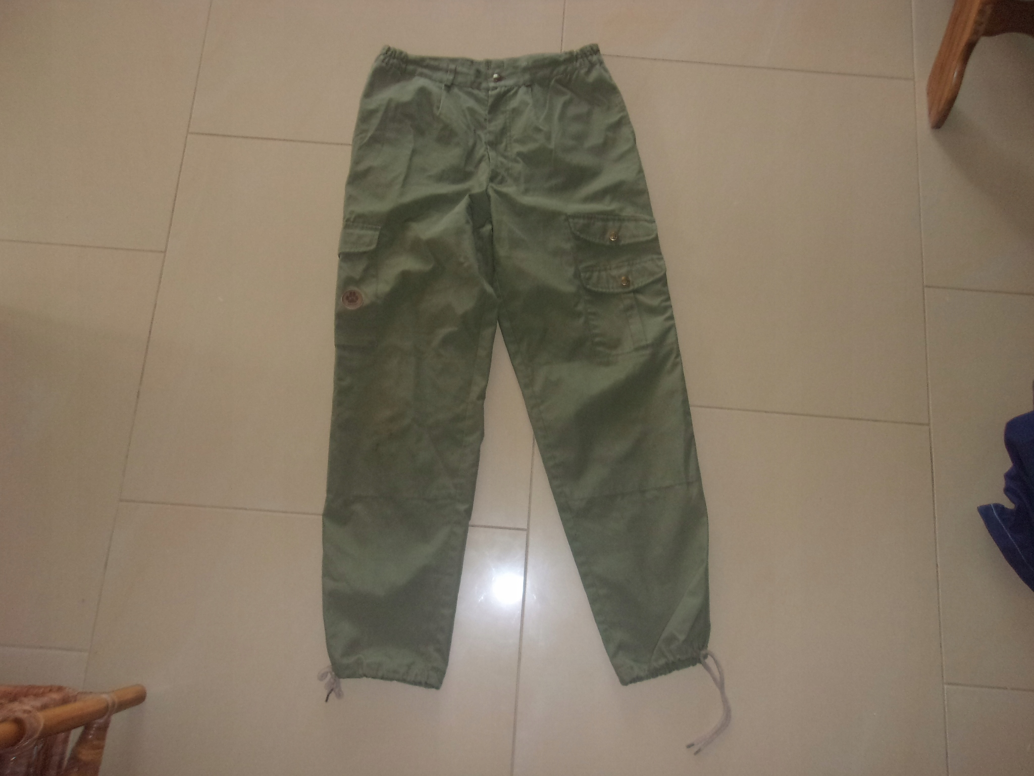 Spodnie trekkingowe GAUPA młodzieżowe 16 16lat