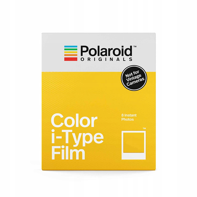 Polaroid Originals Color i-Type Film E0281