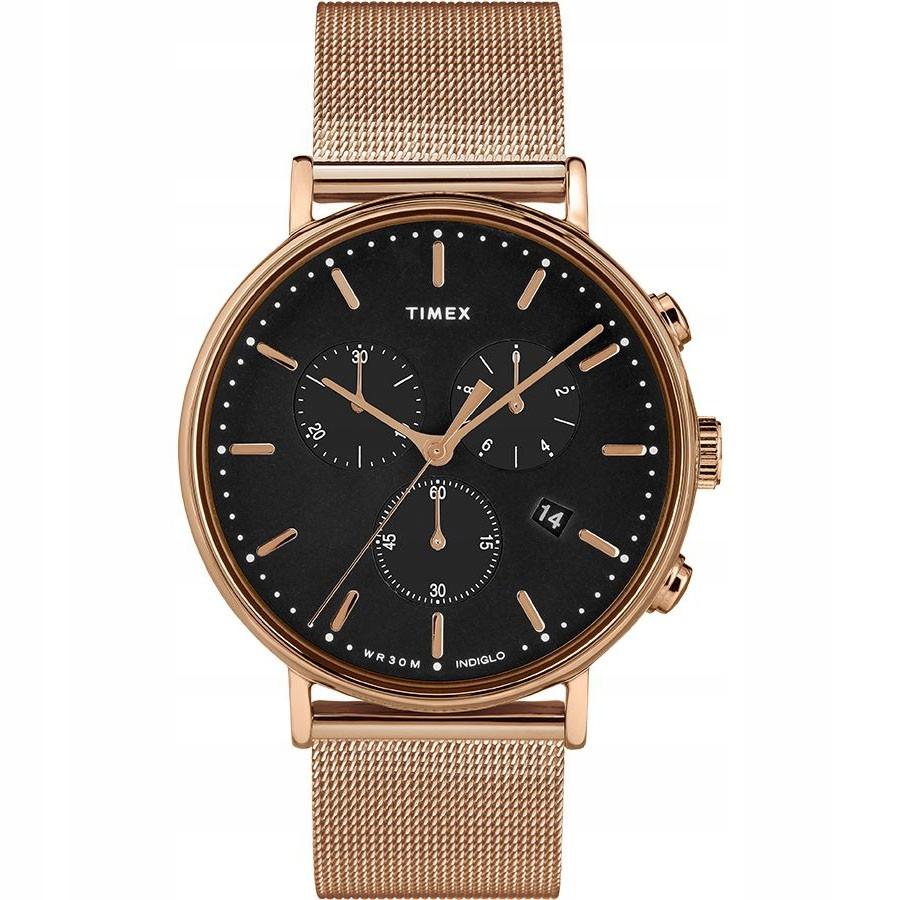 Zegarek TIMEX Fairfield TW2T37100