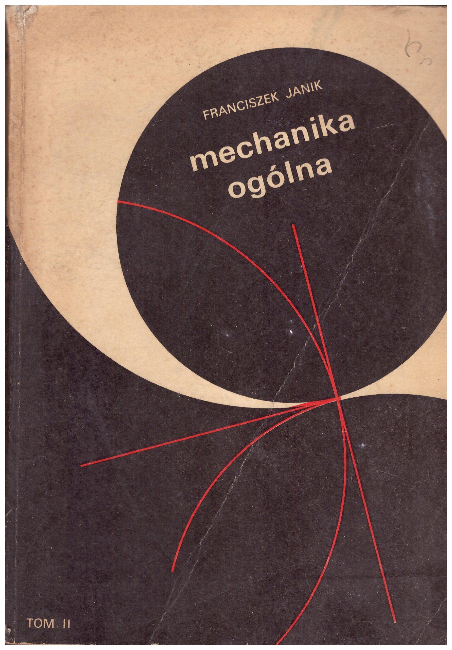 Mechanika ogólna Janik